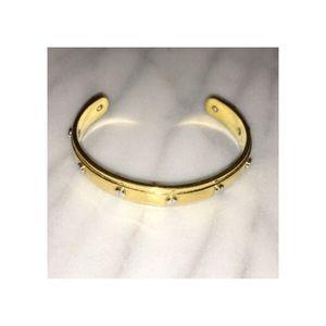 """Henri Bendel """"Screw You"""" Cuff Bracelet (authentic)"""