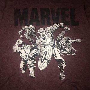 Marvel Avengers sweater