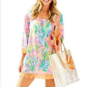 Lilly Pulitzer Getaway Coverup- size S