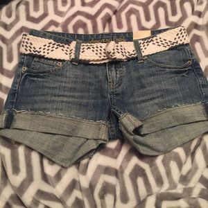 NWT American Eagle Denim Shorts