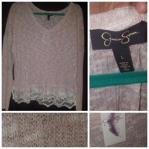 Jessica Simpson sweater