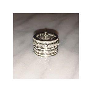 Henri Bendel Stacking Ring (authentic)