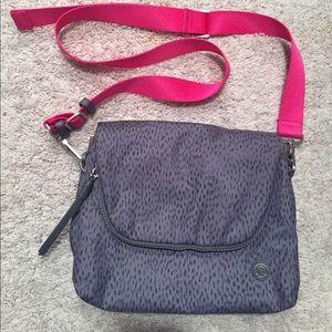 Lulu Lemon Crossbody Bag