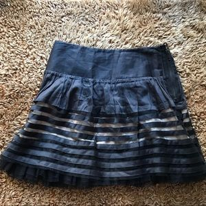 FREE people tulle skirt
