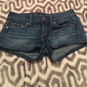 EUC American Eagle Denim Shorts