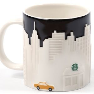 "Starbucks ""NYC"" mug, Starbucks, NWT."