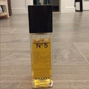 Chanel No.5 Eau de Toilette - 3.4oz