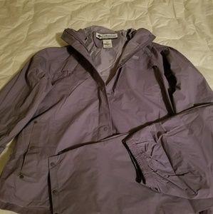 Columbia Sportswear waterproof wind suit. 2 pc.