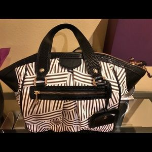 Henri Bendel Boston Bag