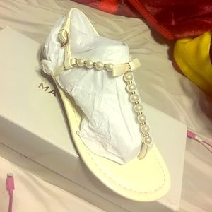 Brand new Marc Fisher sandals