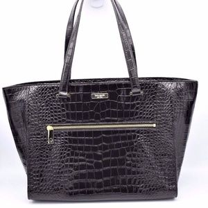 KATE SPADE Parliament Square Exotic Brantley Tote