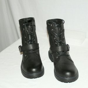 Zigi Rock and Candy Boots