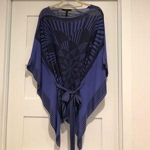 BCBGMAXAZARIA silk top