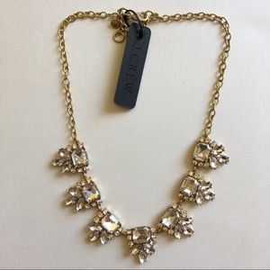 Jcrew shining statement necklace