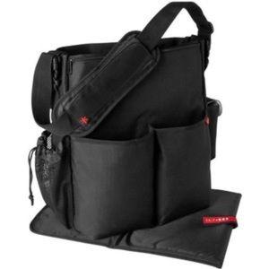 Skip Hop Duo Deluxe Edition Diaper Bag