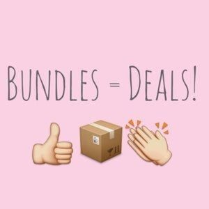 Other - BUNDLES & OFFERS ENCOURAGED