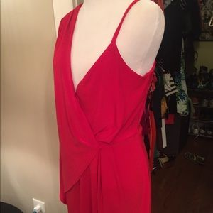 Asos Dresses - Sexy red dress
