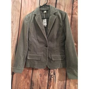Brand new with tags! ✨ Forest Green J-crew Blazer