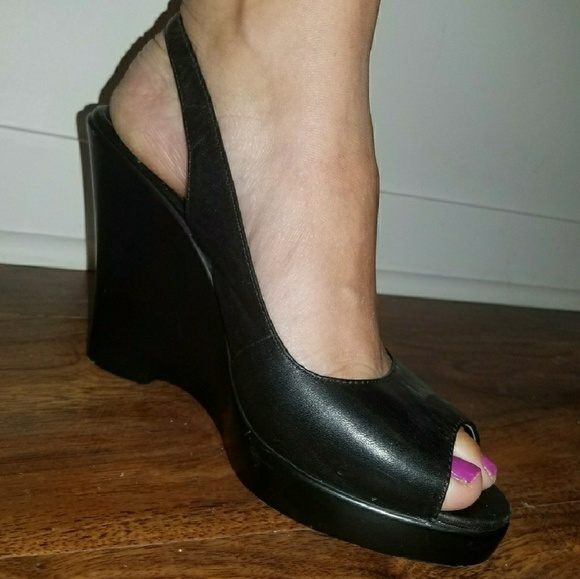 5af1f559c Aldo Shoes | Aldi Wedges Open Toe | Poshmark