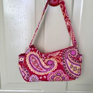 Vera Bradley Small  Floral hand bag