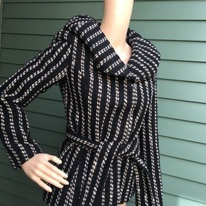 Zara Jacket -Wool Cotton Polyester Blend