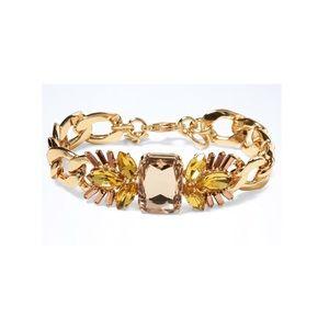 New Banana Republic Sunset Stone Bracelet! 🌅