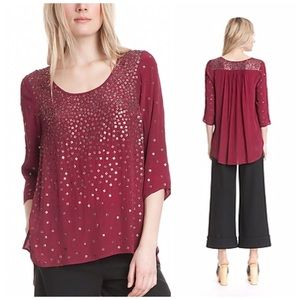 Plenty by Tracy Reese Sequin Top Anthropologie