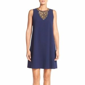 "Lilly Pulitzer Dresses - NWT Lilly Pulitzer ""Mimi"" true navy dress"