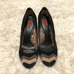Missoni heels 👠