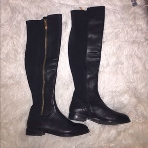 Aldo leather knee-high boots✨