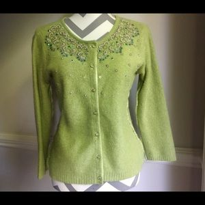 FREE PEOPLE SWEATER SEQUINS,