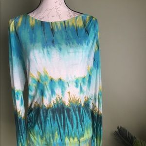 Tommy Bahama Multi-Color Lightweight Top