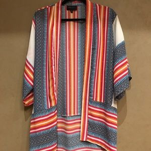 Romeo + Juliet Couture Kimono