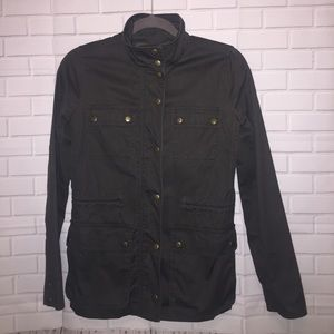 JCrew Relaxed Boyfriend Field Jacket