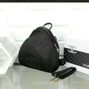Chanel VIP Gift backpack cross body