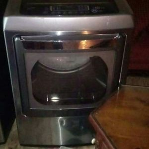 Used, LG washer and dryer for sale