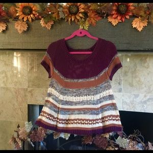 Sweaters - HEZEL FALL COLORS SWEATER