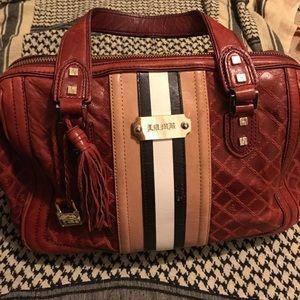 L.A.M.B Capri Satchel Handbag 👜