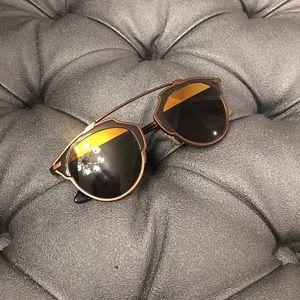 48522efc194 Christian Dior Accessories - Dior So Real bronze sunglasses 😎🕶🕶😎