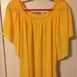 Cute top by Cato size XL