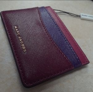 Brand New Marc Jacobs Wallet/Card Holder
