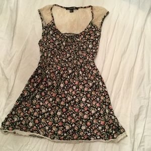 Forever 21 floral blouse
