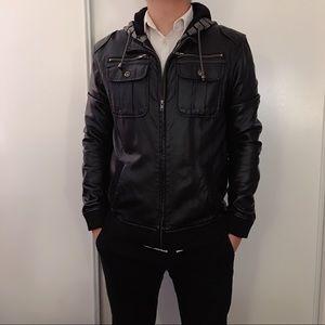 CHOR leather jacket