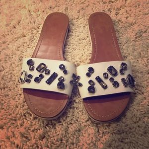 Cute bedazzled sandals