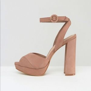 Aldo Shoes Kalissi Platform Heels