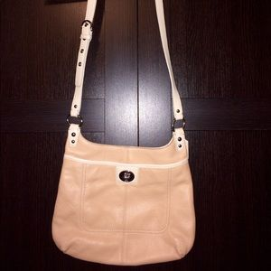 Coach crossbody messenger bag