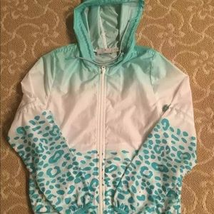 ADIDAS STELLA MCCARTNEY WIND BREAKER JACKET  XS