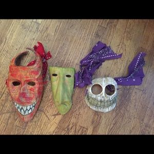 Shock Lock and Barrel Masks