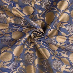 Pure taffeta silk fabric from India