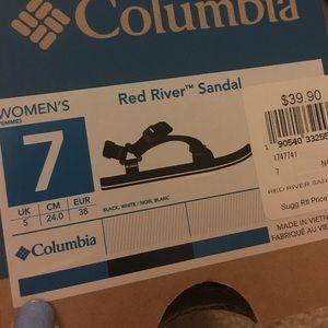 River sandals